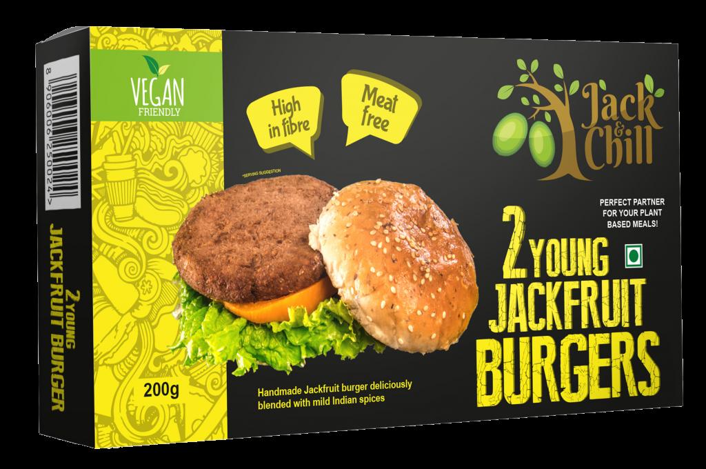 Burger-Mockup